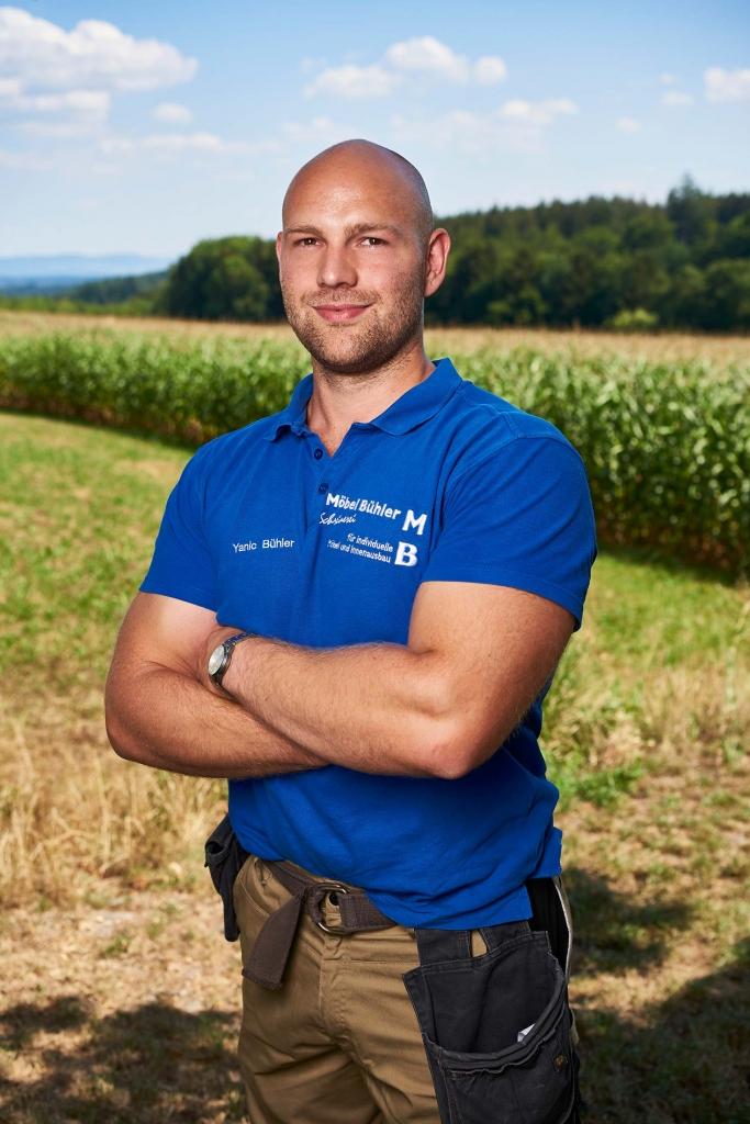 Yanic Bühler