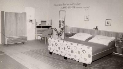 Möbel Bühler 1950er Jahre