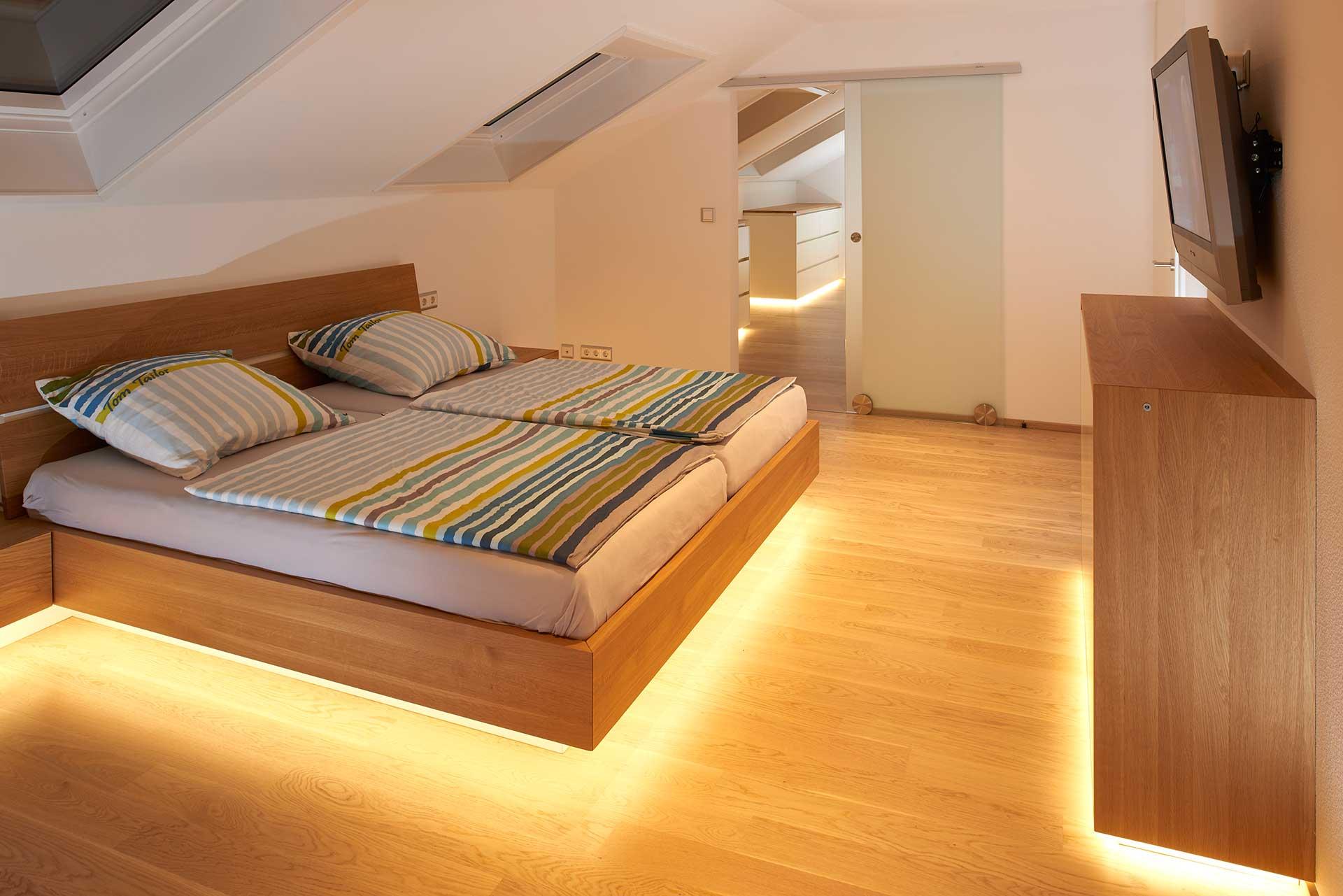 Indirekte Led Beleuchtung Schlafzimmer – Caseconrad.com