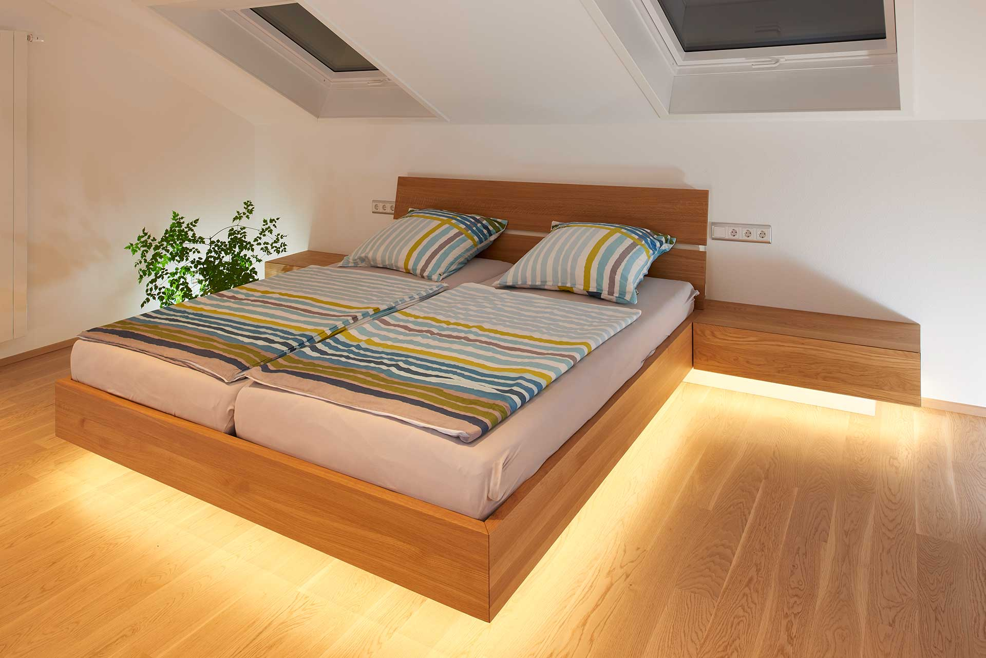 schlafzimmer 2 m bel b hler schorndorf. Black Bedroom Furniture Sets. Home Design Ideas