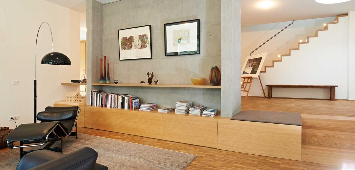 Das Kleine Wohnzimmer Bis Ins Detail Einrichten: Möbel Bühler