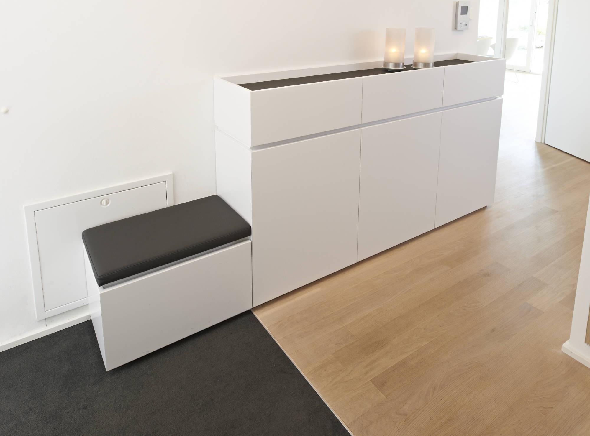 flur 3 m bel b hler schorndorf. Black Bedroom Furniture Sets. Home Design Ideas