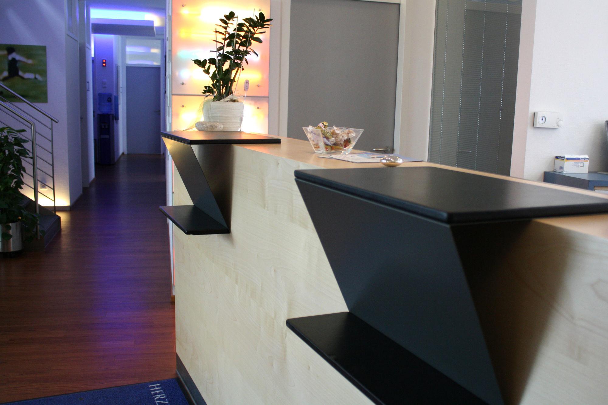 Büro Praxis Ladenbau 10 Möbel Bühler Schorndorf